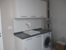 Fully fitted laundry