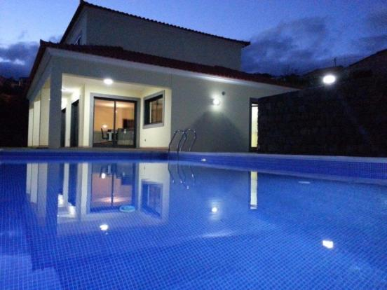 Casa Figo at night