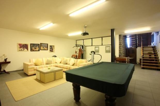 Games room/gymnasium