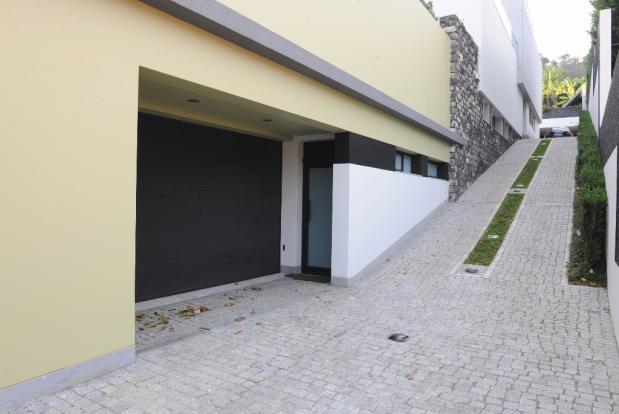 Garace entrance