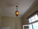 hand-worked ceilings