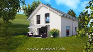 Switzerland house