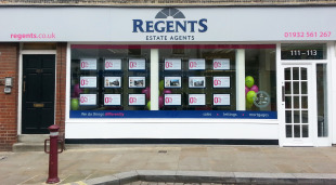 Regents Estate Agents, Chertseybranch details