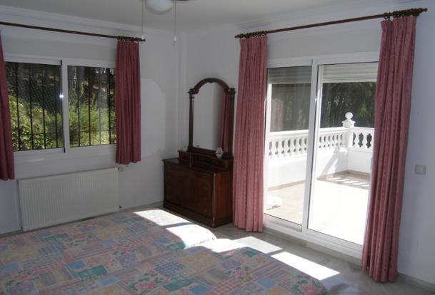 bedroom 2 and terrac