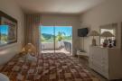 bedroom 1 and terrac