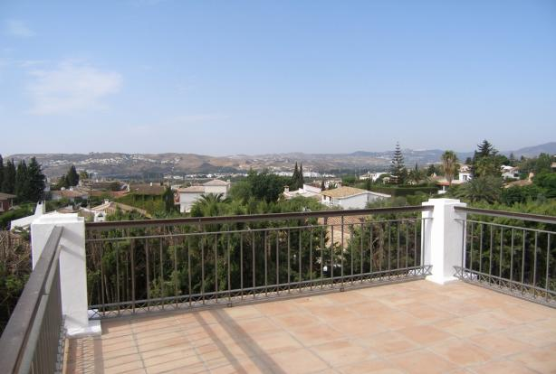 Terrace to Views