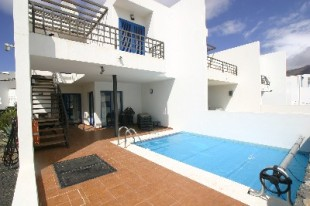 Semi-detached Villa in Canary Islands...