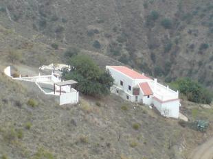 Cortijo in Andalusia, Granada...