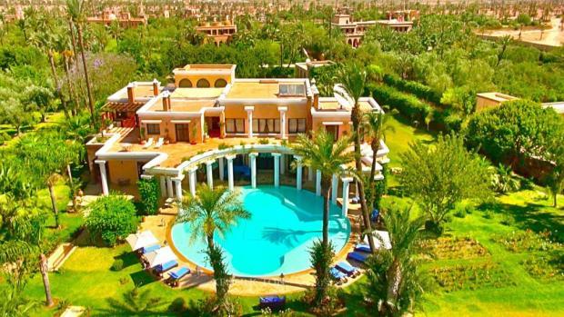 7 bedroom villa for sale in marrakesh 40035 morocco morocco for Decoration villa de luxe