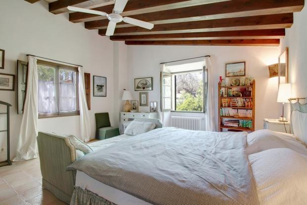 Bedroom Upstairs 3