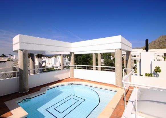 jacuzzi roof terrace