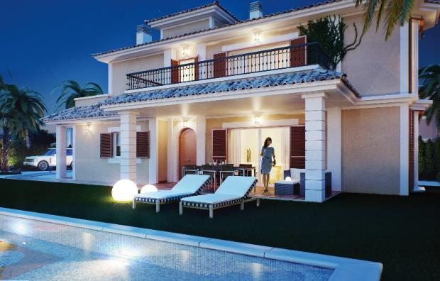 Lovely Villa with Po
