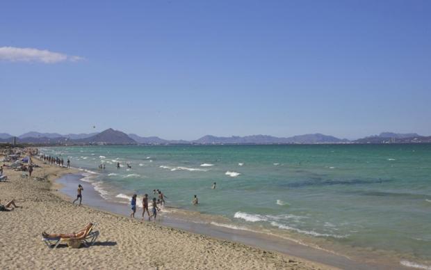 Beach Playa de Muro