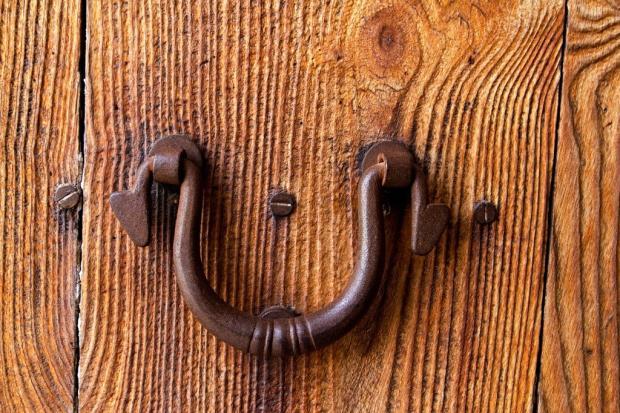 historic door, Mallo
