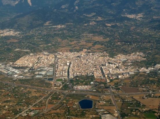 Inca Aerial