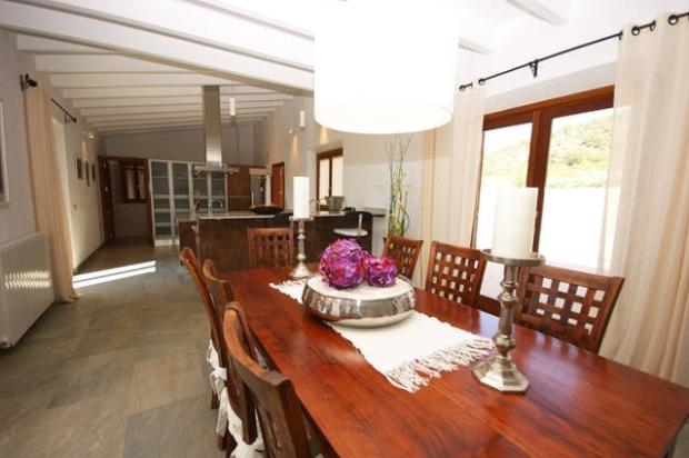 Dining area and Kitc