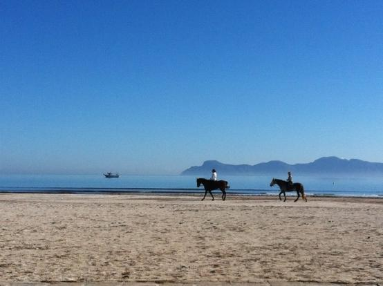 beach Playa Strand A