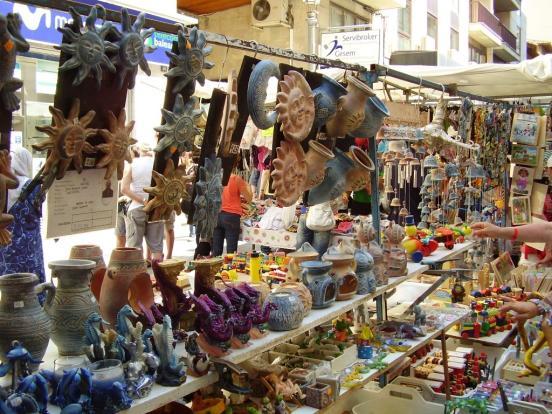Inca market
