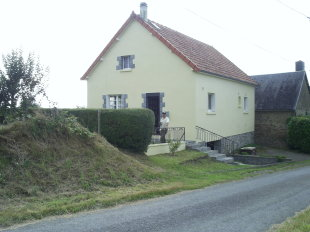 Detached property for sale in Normandy, Manche...