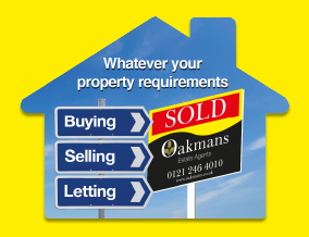Get brand editions for Oakmans Estate Agents, Birmingham