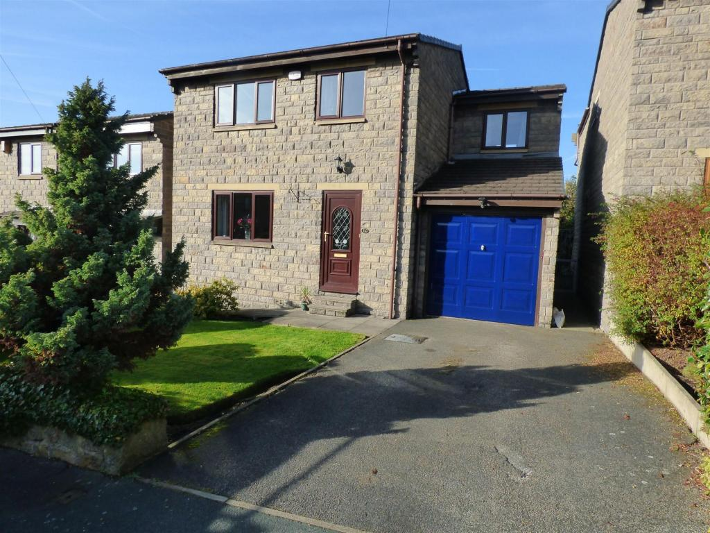 4 bedroom detached house for sale - Priory Close, Mirfield, WF14 9EJ