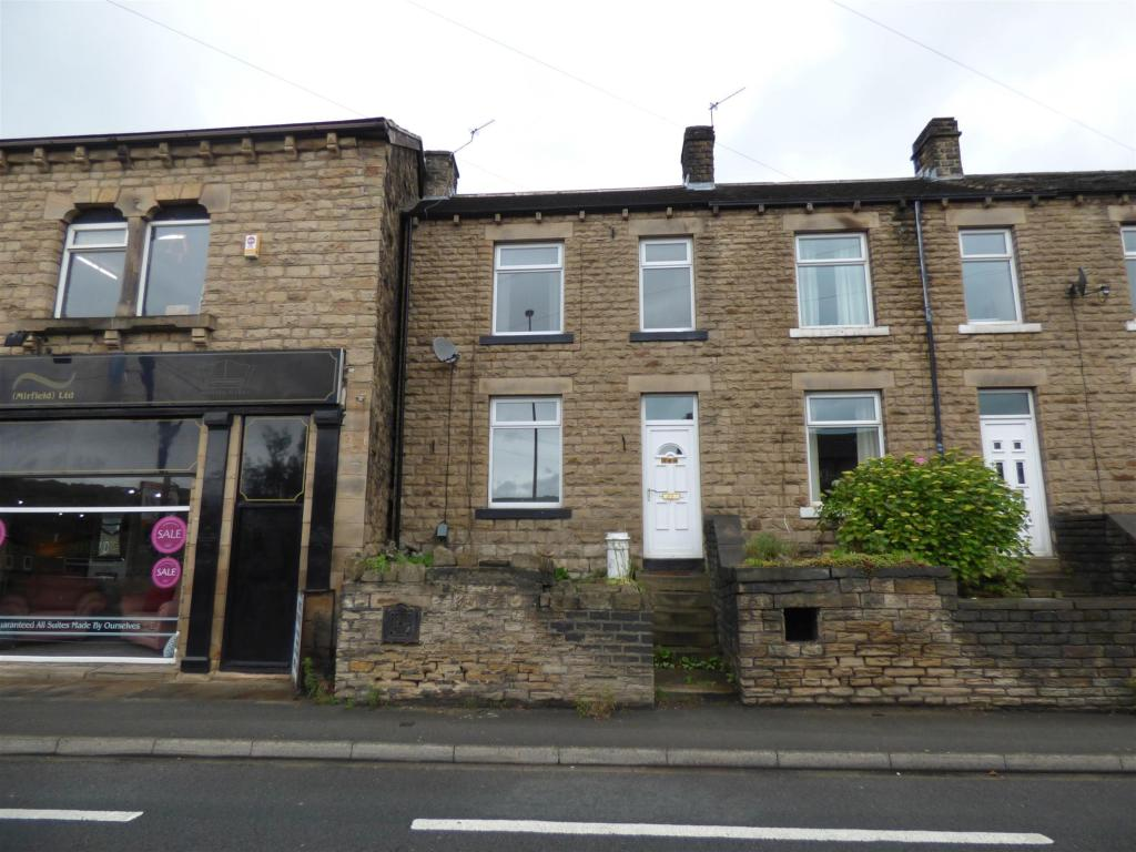 3 bedroom terraced house to rent - 