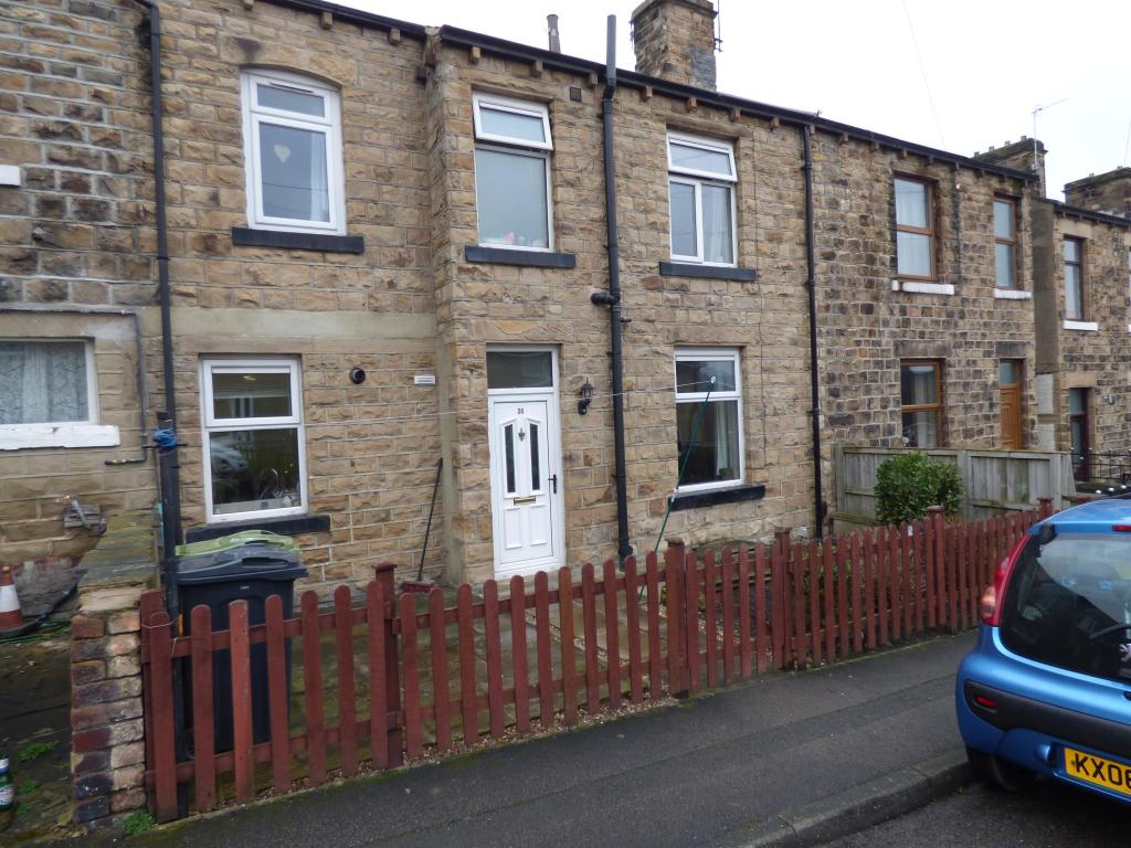 2 bedroom end of terrace house for sale - Marshall Street, Lower Hopton, WF14 8PG