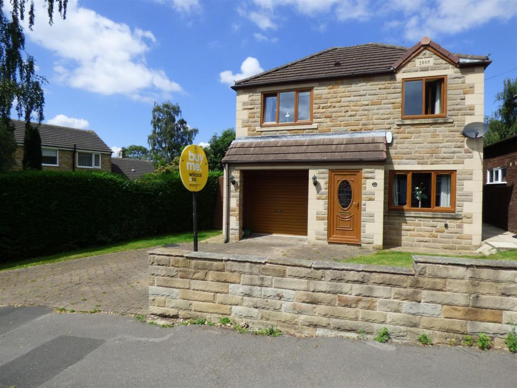 4 bedroom detached house for sale - Beechwood Ave, Mirfield, West Yorkshire, WF14 9LG