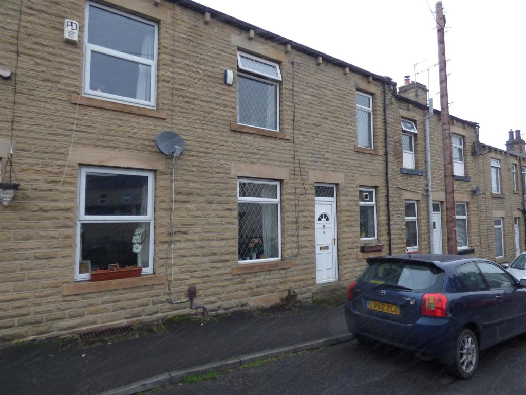 2 bedroom terraced house for sale - Marshall Street, Lower Hopton, WF14 8PA