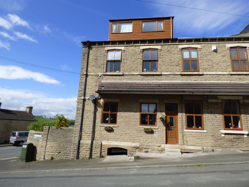 4 bedroom end of terrace house for sale - Bank Street, Mirfield, WF14 9QF