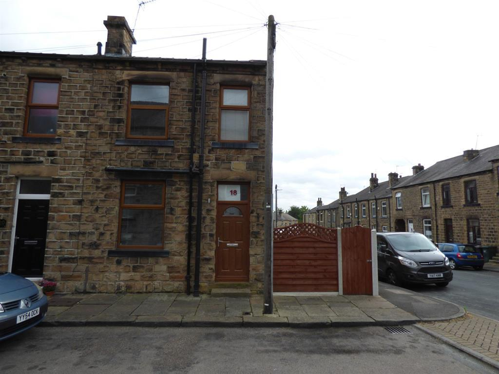 1 bedroom end of terrace house to rent -                    North Street, Lower Hopton, WF14 8PN