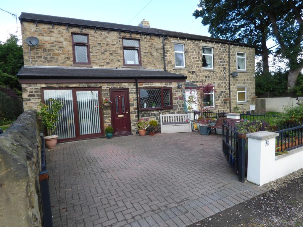 2 bedroom semi-detached house for sale - Savile Place, Mirfield, WF14 0AJ