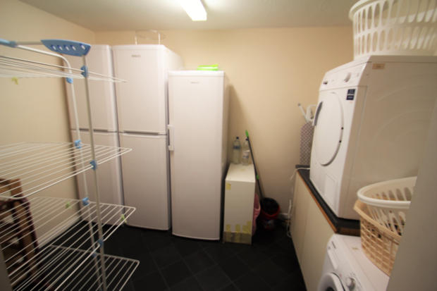 Shared Utility Room: