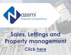 Get brand editions for Nazemi Property Consultancy, London