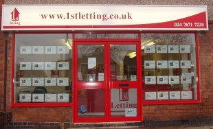 1st Sales and Lettings, Coventry - Salesbranch details