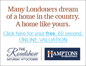Get brand editions for Hamptons International Lettings, Greenwich