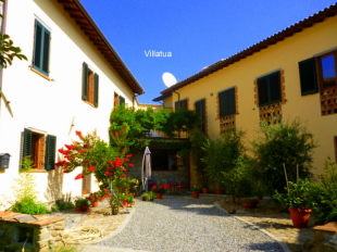 Village House in Tuscany, Lucca, Barga