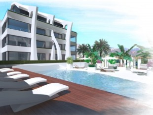 2 bedroom new Apartment in Andalusia, M�laga...