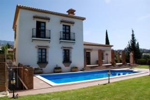 4 bed Villa in Andalusia, M�laga...