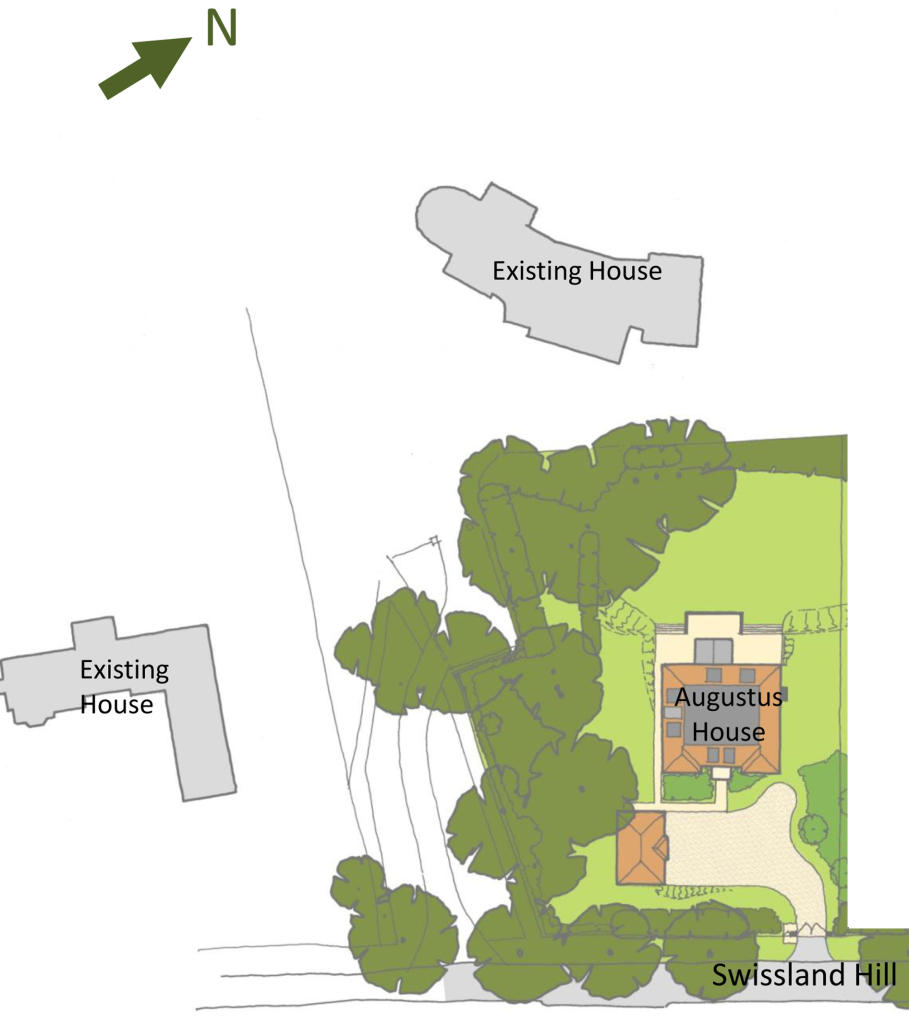 Dormans Park New Homes Development By Millwood Designer Homes