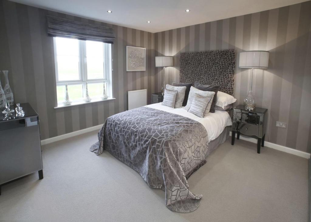 The Balmoral Master Bedroom