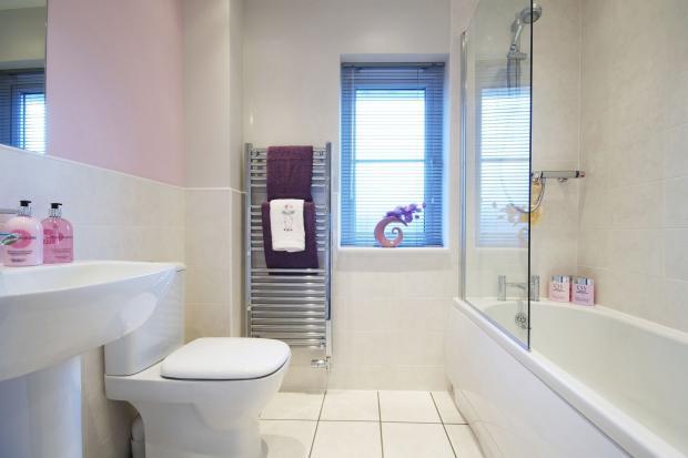 The Airth Bathroom
