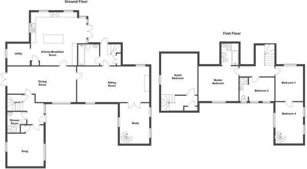 Mill Cottage Floorpl