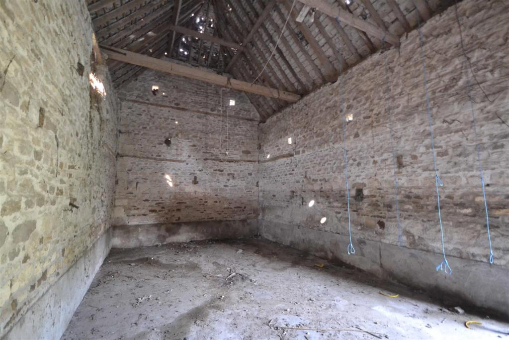 The Barn - Internal.