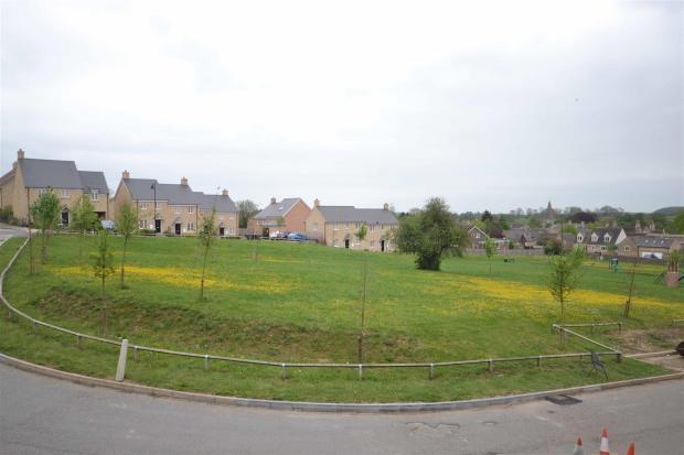 Oak Lane View To Fro