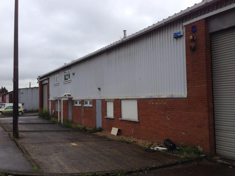 Warehouse for sale in Unit 6 Ely Distribution Centre, Argyle Way ...