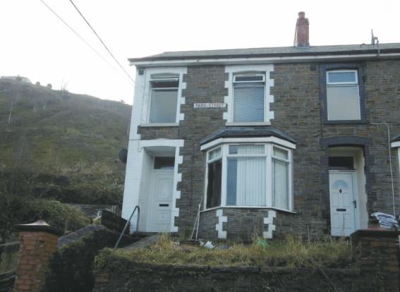 Property For Sale Park Street Penrhiwceiber