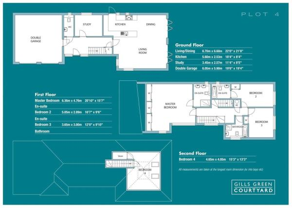 No 4 Floorplan