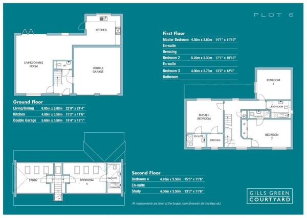 No 6 Floorplan