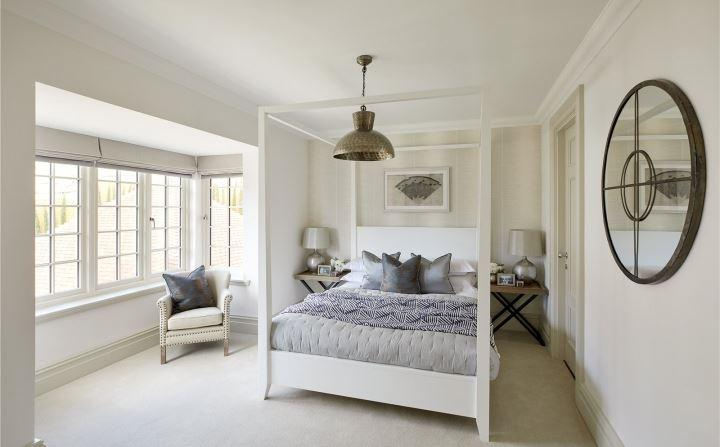 Newcourt Residential,Master Bedroom